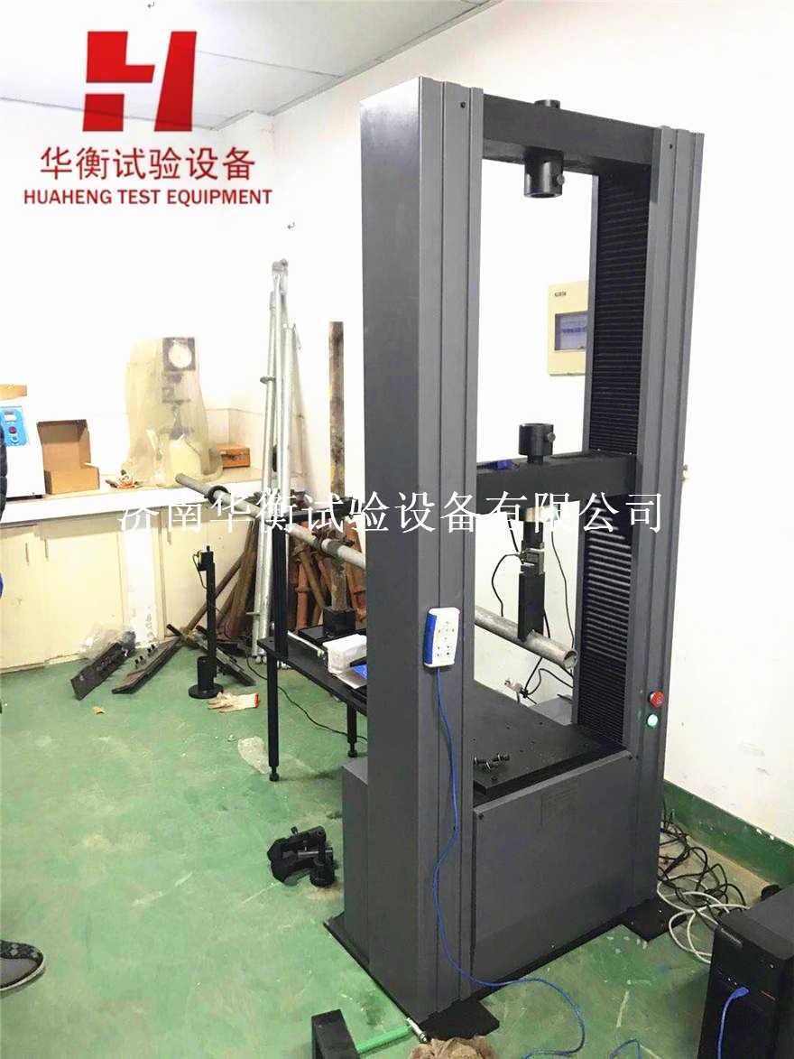 轮扣式钢管脚手架试验机  DB44T 1876-2016
